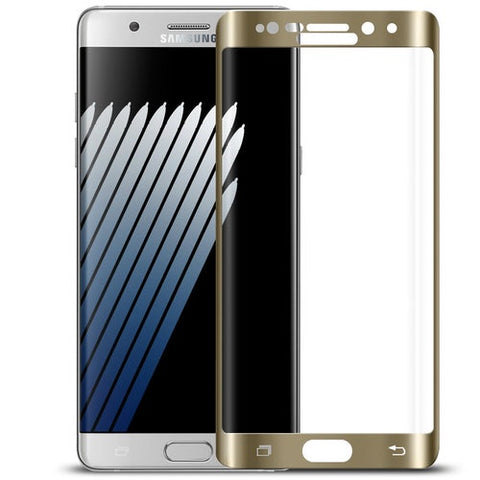 Glass Premium Tempered Screen Guard Assorted For Samsung Note 7