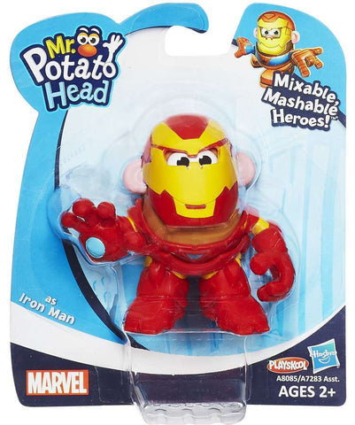 Marvel Mixable Mashable Heroes Mr. Potato Head as Iron Man Figure