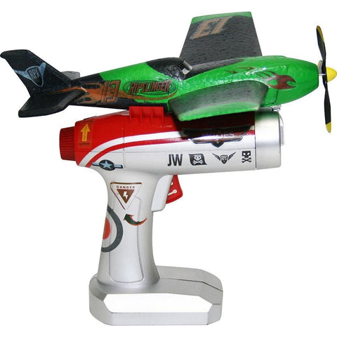 Disney Planes Powered Electric Launcher, Real Flight, Ripslinger