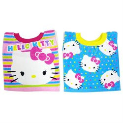 Neat Solutions Hello Kitty 2-Pack Fiber Reactive Pullover Bib
