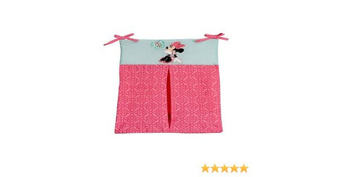 Disney Baby Minnie Mouse Butterfly Charm Diaper Stacker