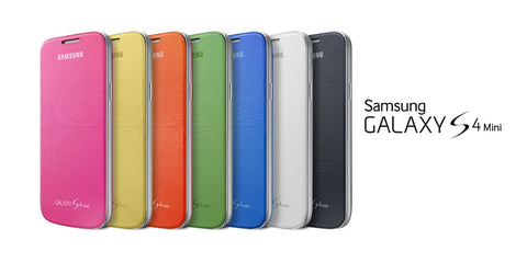 Samsung Galaxy S4 Mini Assorted Flip Cover