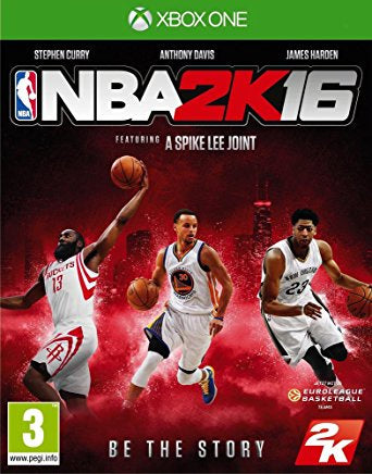 Xbox One NBA 2K16 Game