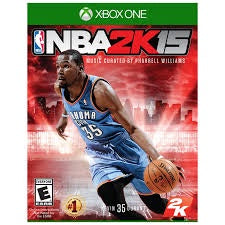 Xbox One NBA 2K15 Game