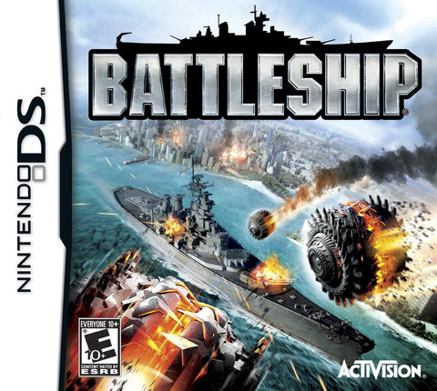 Nintendo DS Battleship Game