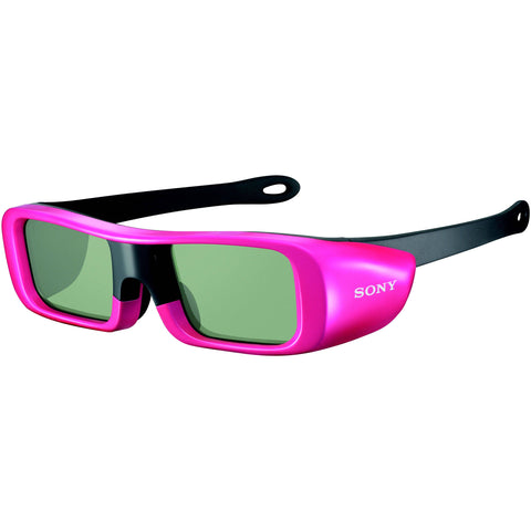 Sony 3D Glasses Rose Pink