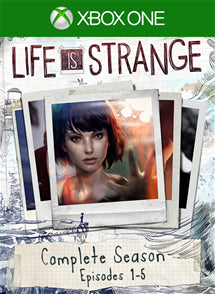 Xbox One Life is Strange Game