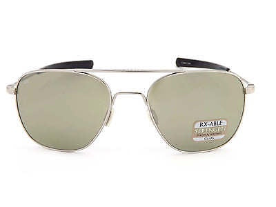 Serengeti 7844-Men Sunglass Green/Silver-GL/SHG/MT