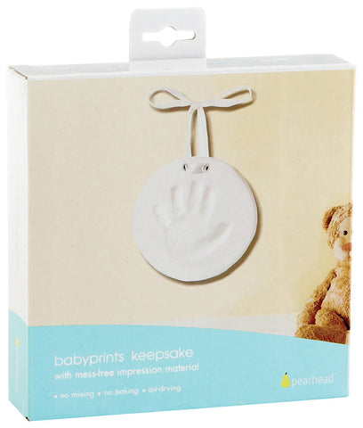 Pearhead Babyprints Keepsake Year Round