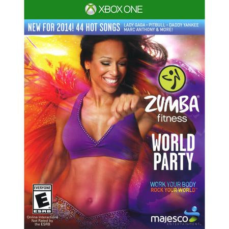 Xbox One  Zumba Fitness - World Party Game