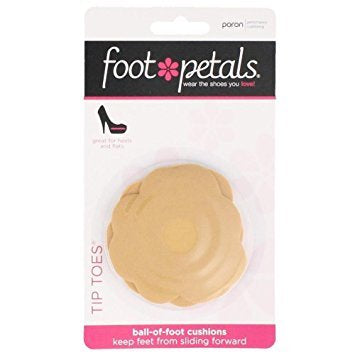 Foot Petals Tip Toes Ball-Of-Foot Cushion-Nude-SHW/SHG/SHF