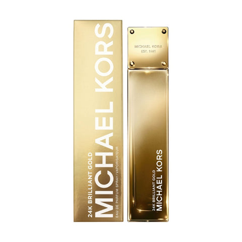 Michael Kors 24K Brilliant Gold Women Eau De Perfume 100ml-GL