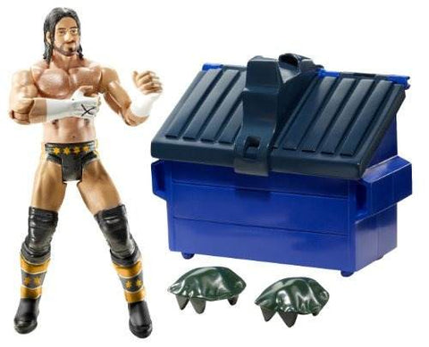 WWE Smash Scenes CM Punk With A Spring Loaded Dumpster, Age 6+