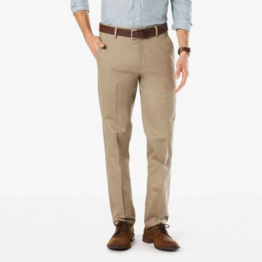 Express Men Biege Dress Pants-GL