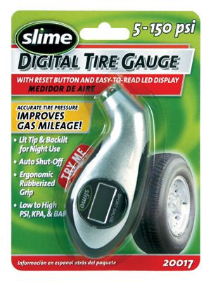 Slime Digital Tire Gauge