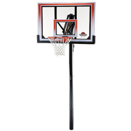 Lifetime In-Ground 50-Inch Shatter Proof Basketball System