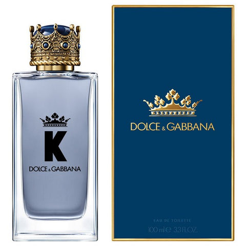 K By DG 100ml EDT-BB/GL
