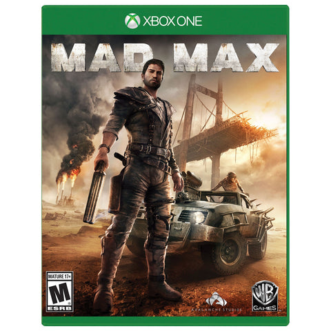 Xbox One Mad Max Game