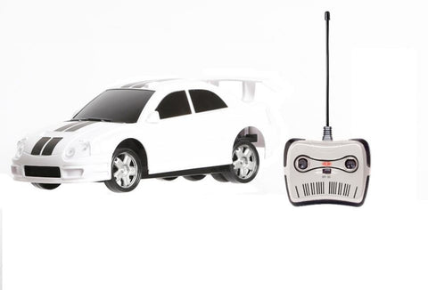 Sharper Image Turbo  Drifter Remote Control Vehicle - White