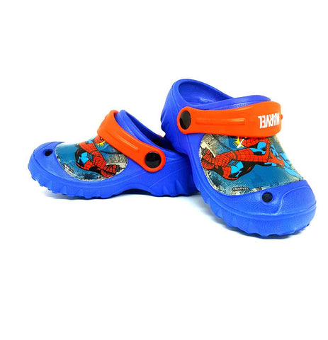 Marvel MCES172026 Eva Kids Sandals Blue/Red-MT/SHF/SHW