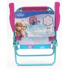 Disney Frozen Kids Patio Chair, Age 3-7 Years