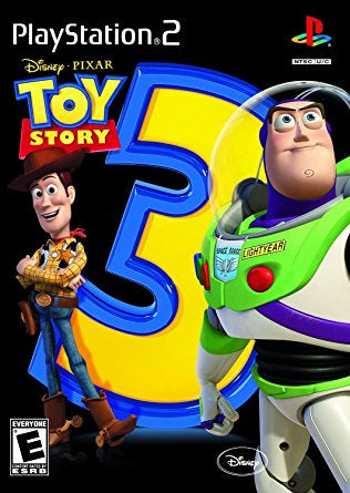 PS2 Toy Story  3 Game