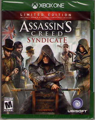 Xbox One Assassin's Creed Syndicate Game - Limited Edition