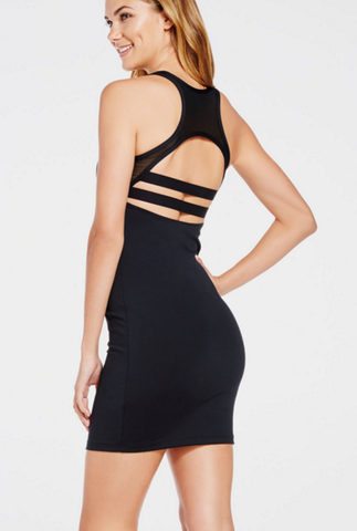 Fabletics-Tropez Dress Black-SHG/SHW/GG