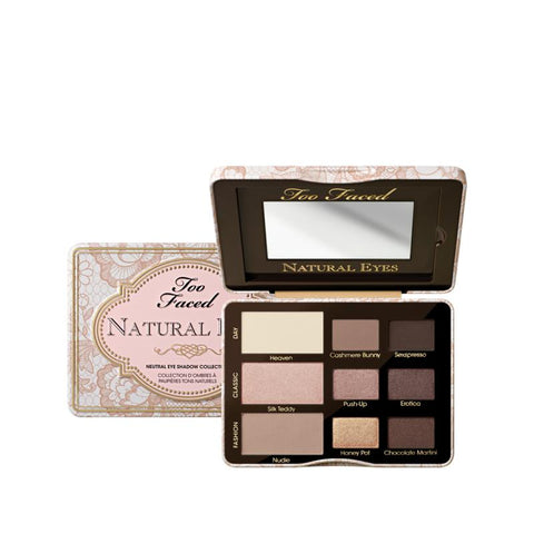 Too Faced Natural Eye Neutral Eye Shadow Collection-BB
