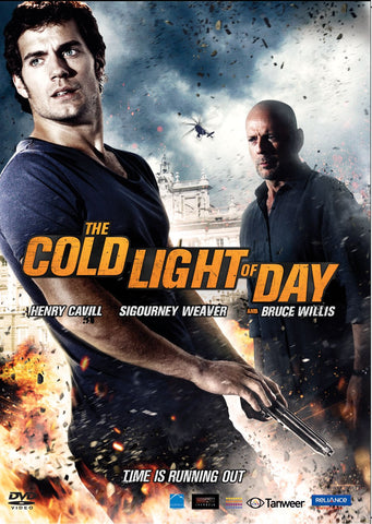 The Cold Light of Day Blu-Ray Disc