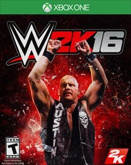 Xbox One WWE 2K16 Game