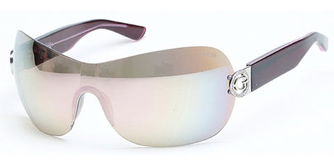 Guess Women GU7407 81C Shiny Violet Sunglass-GL