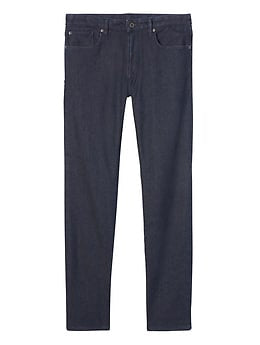 Banana Republic Men Slim Fit Jeans Dark Blue-GL