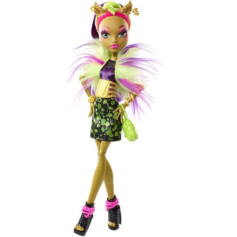 Monster High Freaky Fusion Clawvenus Doll, Age 6+