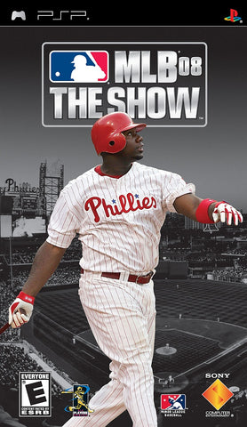 PSP MLB 08 The Show Game
