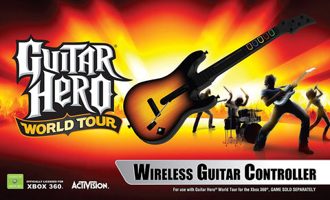Xbox 360 Guitar Hero World Tour-Stand Alone Guitar