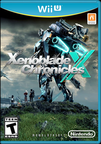 Wii U Xenoblade Chronicles X Game