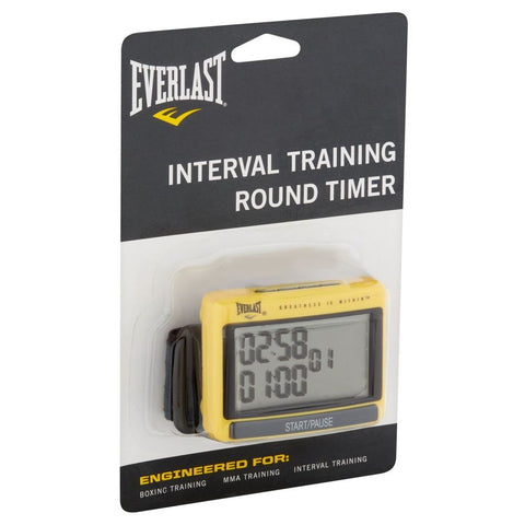 Everlast 7011 Interval Training Round Timer ; Boxing MMA & Fitness