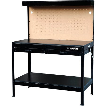 Workpro Multi Purpose Workbench with Work Light 110V