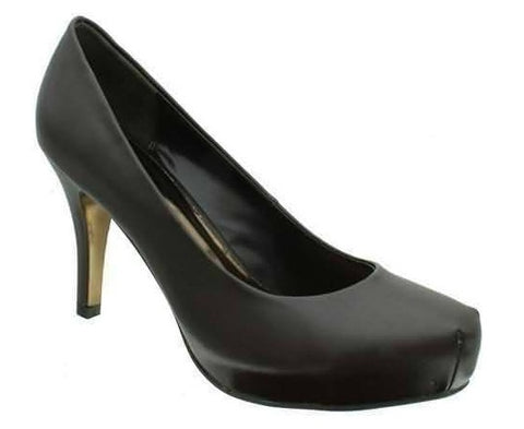 Pierre Dumas Amaze-2 Ladies Brown Working Shoe - SHG