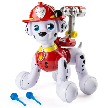Paw Patrol, Zoomer Marshall, Interactive Pup with Missions, Sounds and Phrases