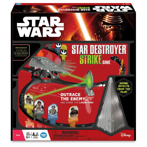 Star Wars Star Destroyer Strike Board Game, Age 6+