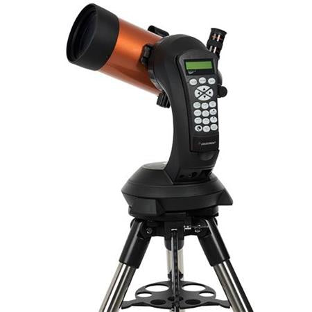 Celestron - NexStar 4 SE Maksutov-Cassegrain Computerized Telescope - Orange