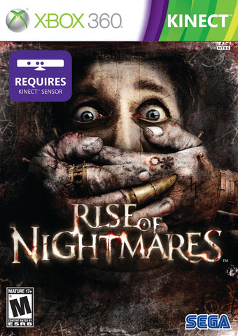 Xbox 360 Rise Of Nightmares Game