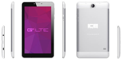 "Ice Mobile G8 LTE 7.0"" Fablet Dual Sim"