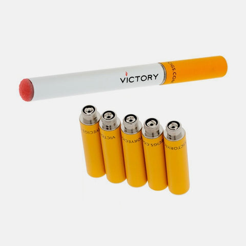 Victory Electronic Cigarettes Includes 5 Cartridges