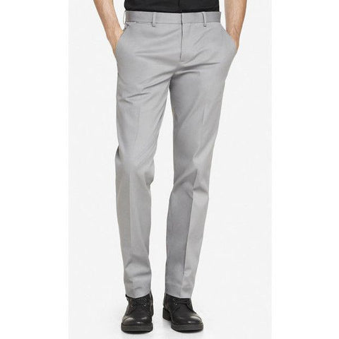 Express Men Photographer Slim Fit Dress Pants-GL