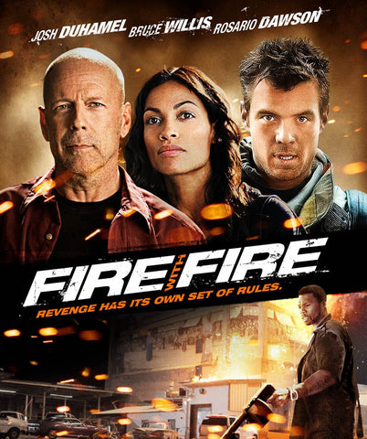 Fire With Fire Blu-Ray Disc