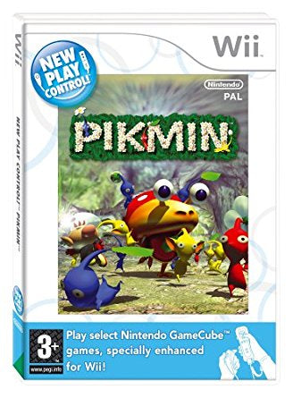 Wii Pikmin Game