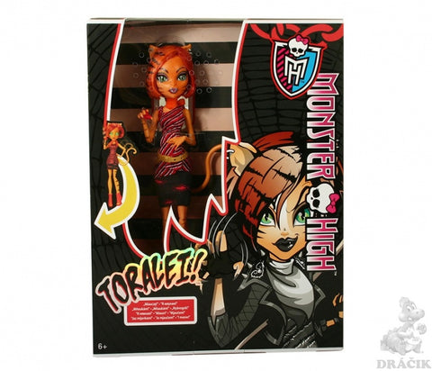 Monster High Toralei Doll, Age 6+